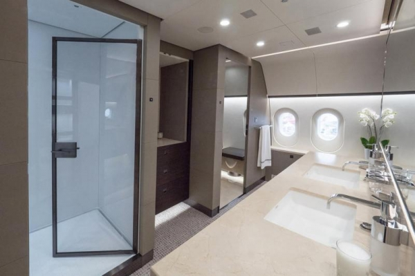 中國富豪匿名購買97.5億『世界最豪華飛機』,極致奢華令人瞠目結舌!