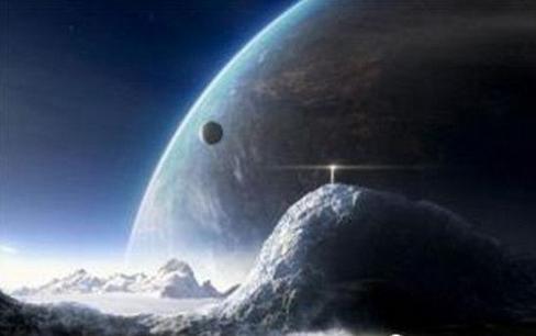 NASA- 月球背面全是外星人  天文探討
